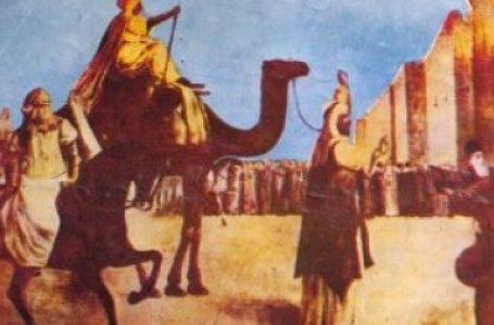 Khulafaur Rasyidin: Umar bin Khathab (634-644 M) Pemimpin yang Adil