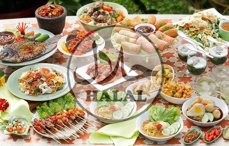 Ini Loh Yang Dimaksud Makanan Halal Jakarta Islamic Centre