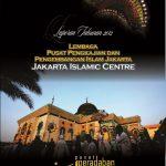 LAPORAN TAHUNAN 2012 JAKARTA ISLAMIC CENTRE