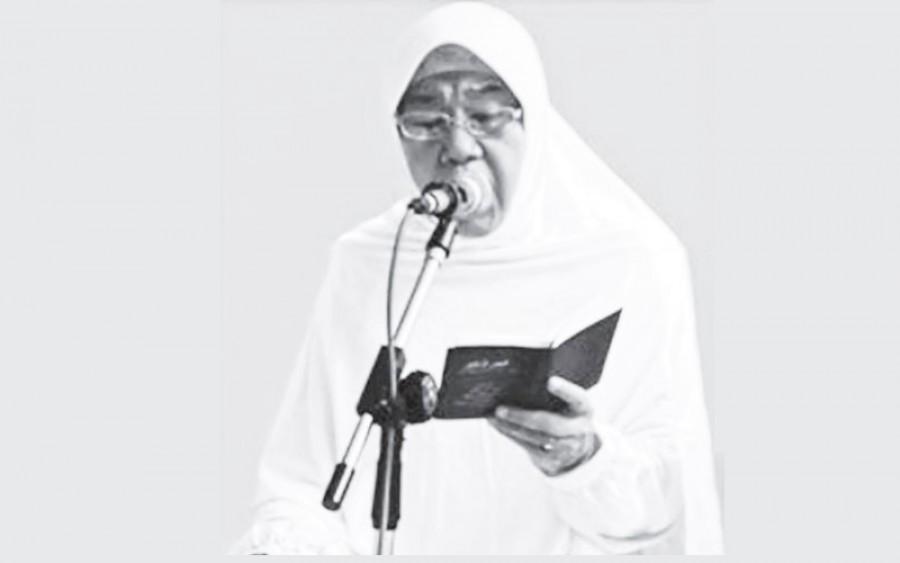 HJ. SAIDAH SAID : SOSOK ULAMA WANITA BETAWI PENDIRI MAJELIS AL-HIKMAH