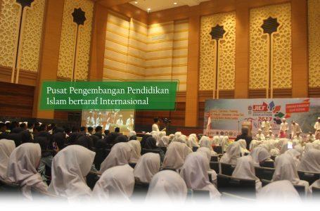 Pusat Pengembangan Pendidikan Islam bertaraf Internasional