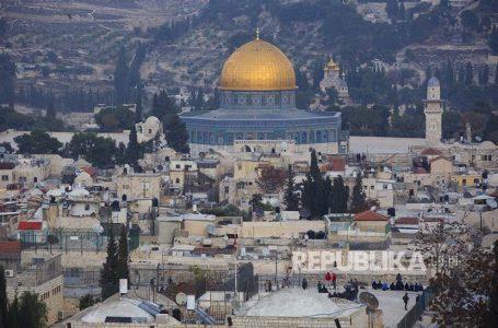 PEMBEBASAN PALESTINA YANG TAK LAGI SEKSI DI MATA DUNIA ARAB?