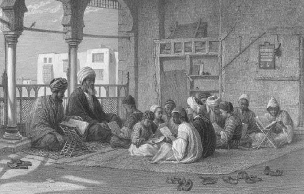 MENELADANI KEIKHLASAN SEORANG ULAMA BESAR ISLAM