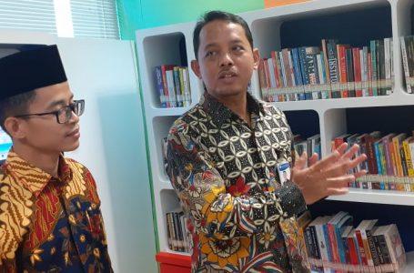 SELAMAT! PERPUSTAKAAN JIC TERPILIH MENDAPATKAN POJOK BACA DARI BANK INDONESIA