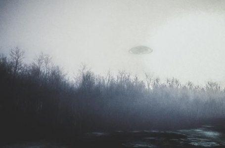 OBJEK DIDUGA UFO TEREKAM DI LUAR ANGKASA