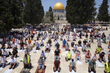 PEMIMPIN ISLAM DI ISRAEL: AL-AQSA AKAN KEMBALI KE MUSLIM