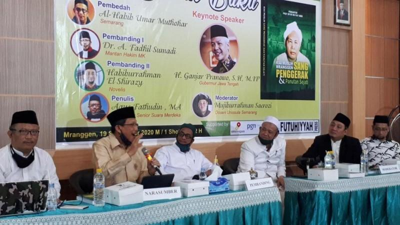MUDIR AAM JATMAN: UMAT ISLAM HARUS TEBARKAN KETELADANAN KIAI DI MASYARAKAT