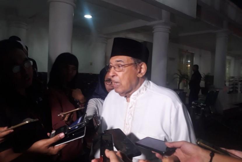 PROF QURAISH SHIHAB: BANGUN NEGARA ISLAMI BUTUH PROSES
