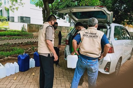 MENEKAN KASUS COVID 19 DI JAKARTA : INI YANG DILAKUKAN RELAWAN MUDA JAKARTA