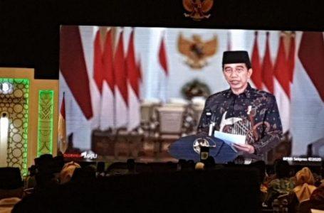 JOKOWI: DAKWAH ISLAM DI INDONESIA TAK TEBAR KEBENCIAN