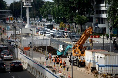 KETUA DPRD DKI SOROTI KEAMANAN DI PROYEK MRT