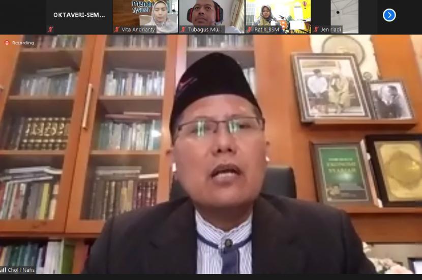 KAITAN ARTIFICIAL INTELLIGENCE DAN DAKWAH ISLAM