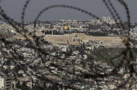 ISRAEL BUKA BARIKADE DI YERUSALEM USAI BENTROKAN BERDARAH