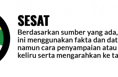 SESAT, KLAIM ARAB SAUDI LAGI-LAGI TAK MASUKKAN INDONESIA DI DAFTAR HAJI 2021