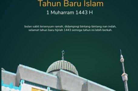 DO'A DAN HARAPAN TAHUN BARU ISLAM 1443 H