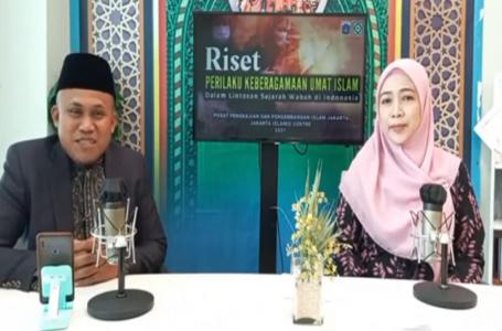 JIC TALK : PERILAKU KEBERAGAMAN UMAT ISLAM DALAM LINTASAN SEJARAH WABAH DI INDONESIA